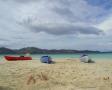 Sui banchi di sabbia di Malolo