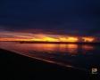 tramonto su Malolo