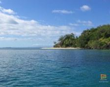 Spiaggetta nelle Yasawa (Foto di Alberto Alberoni)