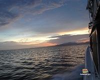 In barca verso Viti Levu