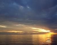 Un tramonto nelle Mamanuca