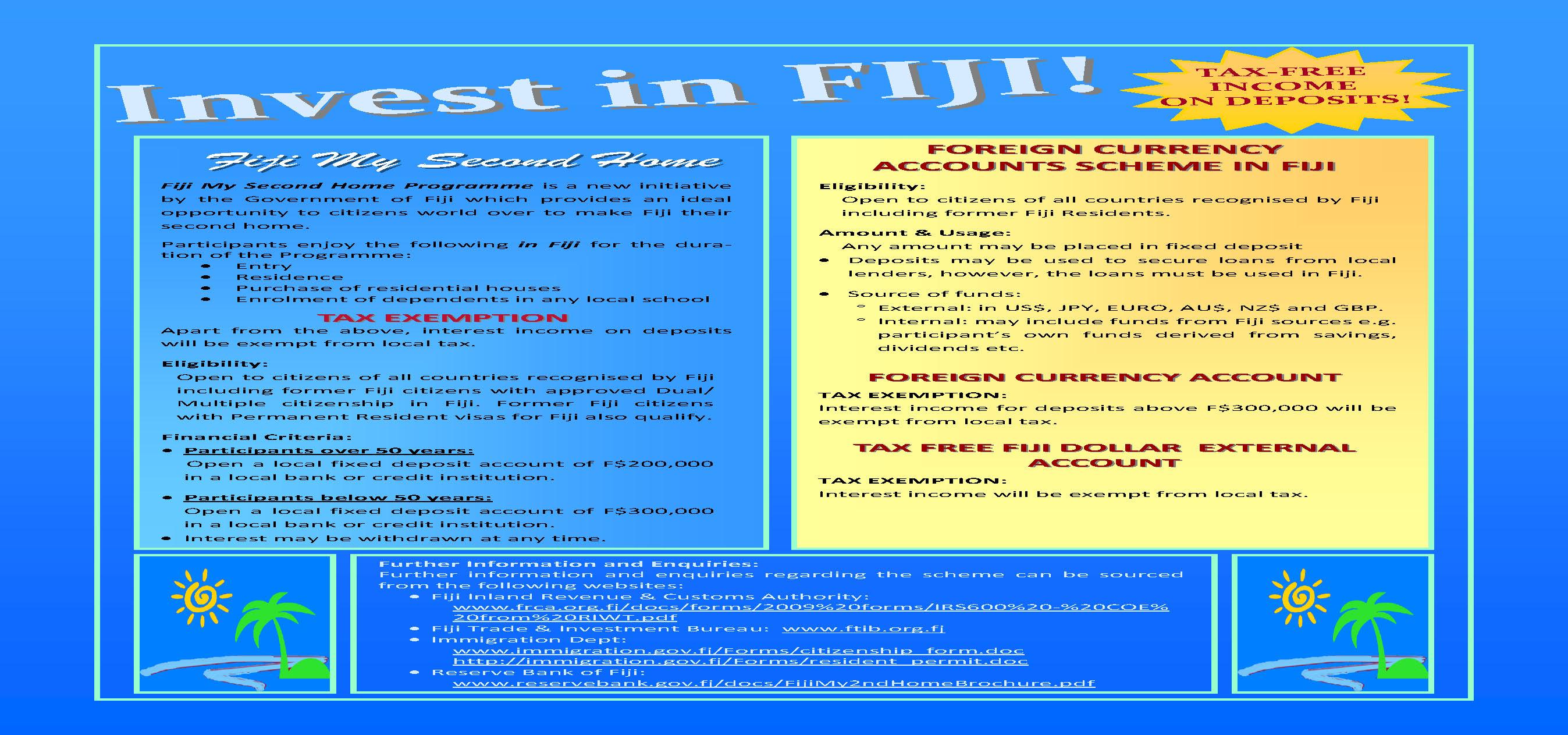 Fiji My Second Home (Fiji la mia seconda casa) locandina ufficiale