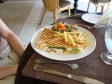 Club Sandwich al Musket Cove Resort, Mamanuca