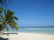 La spiaggia di Mounu Island
