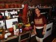 Maria Pilar - chef de LA PAELLA - ristorante a Tapana Island, Vavau - Tonga