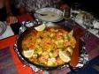 La paella del ristorante LA PAELLA  - Vavau , Tonga