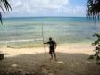 Ivan in spiaggi a Fafa Island - Tonga