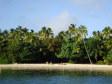 una delle spiagge di Fafa Island - Tonga