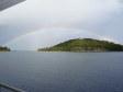 Arcobaleno sulle Yasawa dopo un temporale