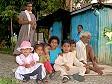 famiglia indiana delle fiji