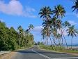 Sulla Coral Coast anddando a Suva