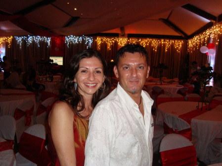 Ivan e Anna agli Oscar del Turismo alle Fiji