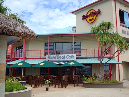 Hard Rock Cafe', Port Denarau, Nadi