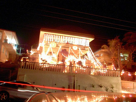 Diwali a Simla